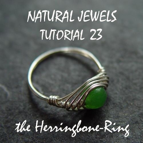 Tutorial 23 - the Herringbone Ring