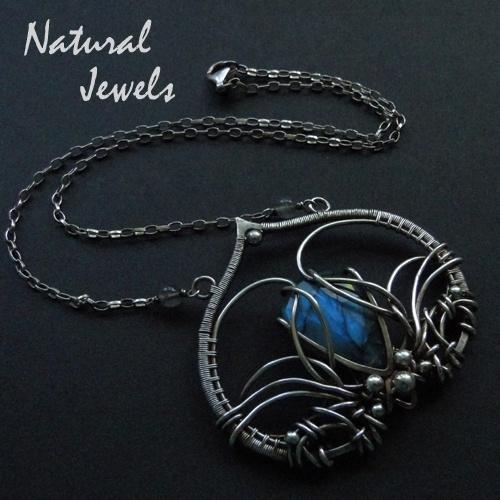 Halsketting Magical Stone