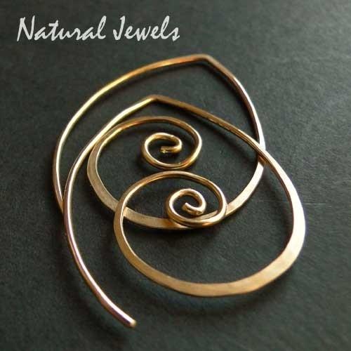Small Golden Spirals