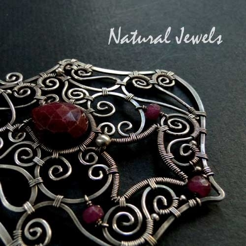 Necklace Ruby
