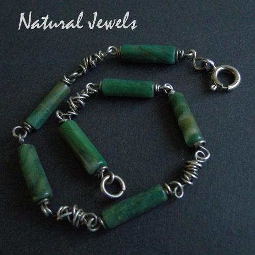 Bracelet Afican jade