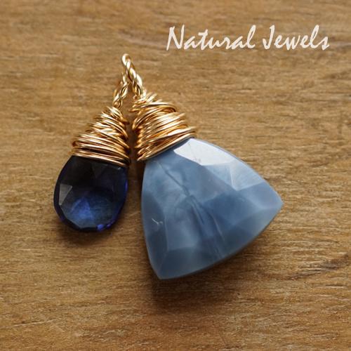 MYM Blauwe Opaal