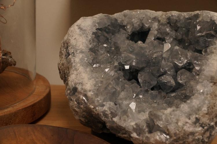 één van mijn prachtige stenen