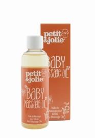 Petit et Jolie Baby Massage Olie