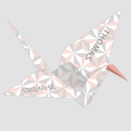 Kraanvogel peach