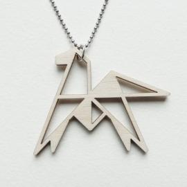 Origami paard ketting blocks