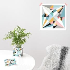 Origami kaarten Autumn serie