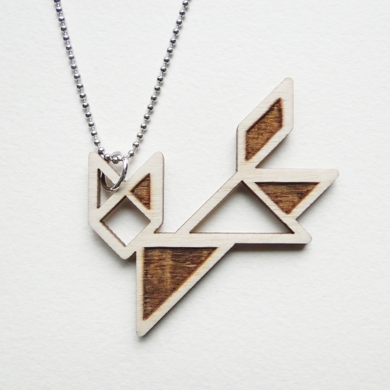 Tangram vos ketting blocks