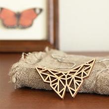 Origami hangers