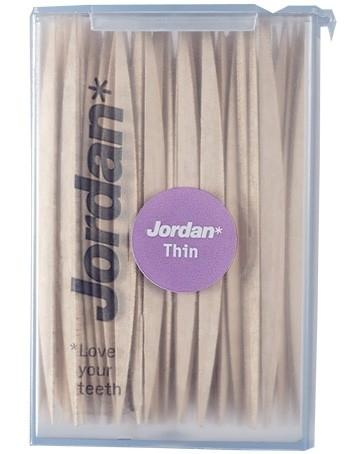 Jordan Tandenstokers thin