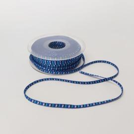Lint 3mm | blauw | 5 meter