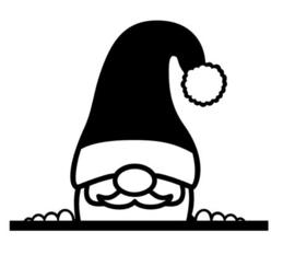 Herbruikbare statische raamfolie | Gluur gnome