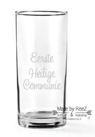 Longdrinkglas Eerste Heilige Communie