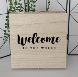 Giftbox | welcome to the world