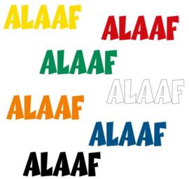 Herbruikbare statische raamfolie | Alaaf