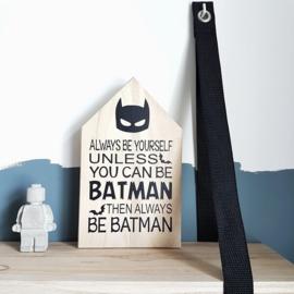 Houten huis | Batman
