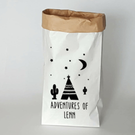 Paperbag Adventures of