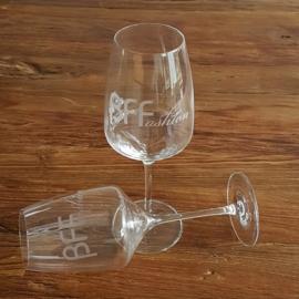 Wijnglas | logo