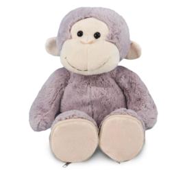 Knuffel aap | afritsbare voetjes
