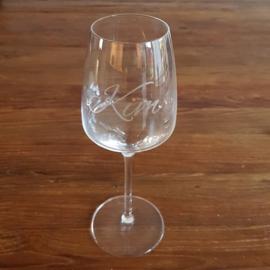 Wijnglas | naam