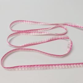 Lint 10mm | roze | 5 meter