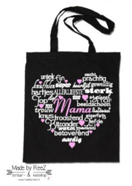 Katoenen tas | Mama