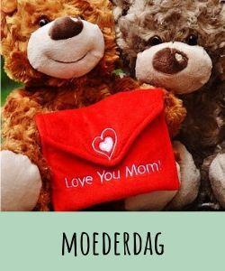 Moeder is de liefste van de wereld