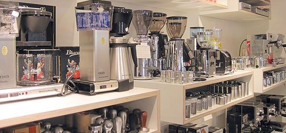 espressomachinen