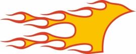 vlam deco2-026  prijs per set