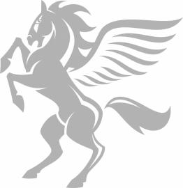 F7-167 paard glasfolie prijs vanaf