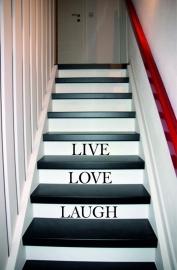 trapsticker: LIVE LOVE LAUGH