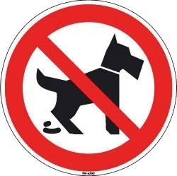 geen hondenpoep