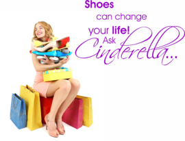 Shoes can change