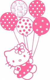 Hello Kitty sticker A6