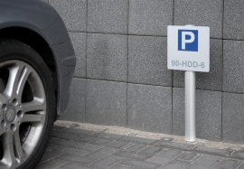 parkeerbord Basic prijs vanaf  € 61,00 excl.tekst