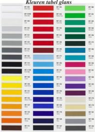kleuren tabel