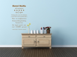 Hotel Mama 3