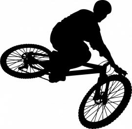 C9-019 fietser