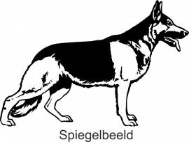Duitse Herder  F2-001  prijs vanaf