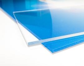 plexiglas 140 x 20 cm