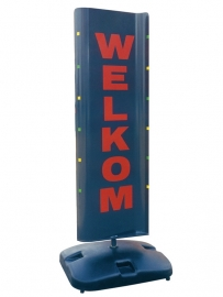 Roterend Stoepbord Top