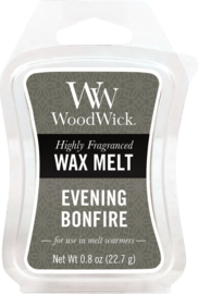 Evening Bonfire Mini Wax Melt WoodWick®