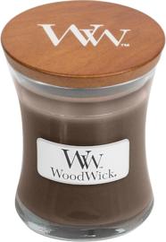 Humidor Mini Candle WoodWick© 20h.