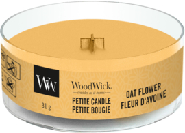Oat Flower Petite Travel Candle WoodWick®