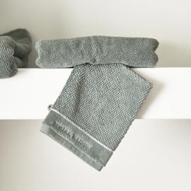 RM Elegant Washcloth moss
