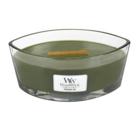 Frasier Fir Ellipse WoodWick® HeartWick Candle