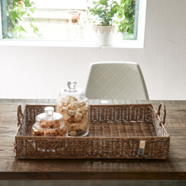 RR Diamond Weave Serving Tray M~