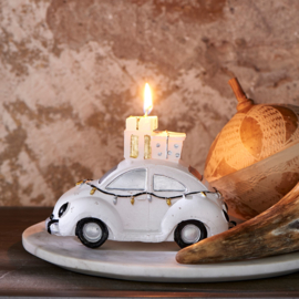 Christmas Car Candle M