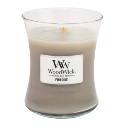 Fireside Medium Candle WoodWick®