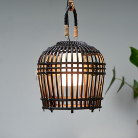 San Carlos Hanging Lamp black XS